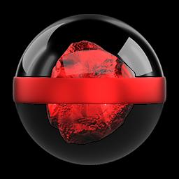 impulse-red-material